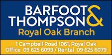 Barfoot &Thompson – Royal Oak